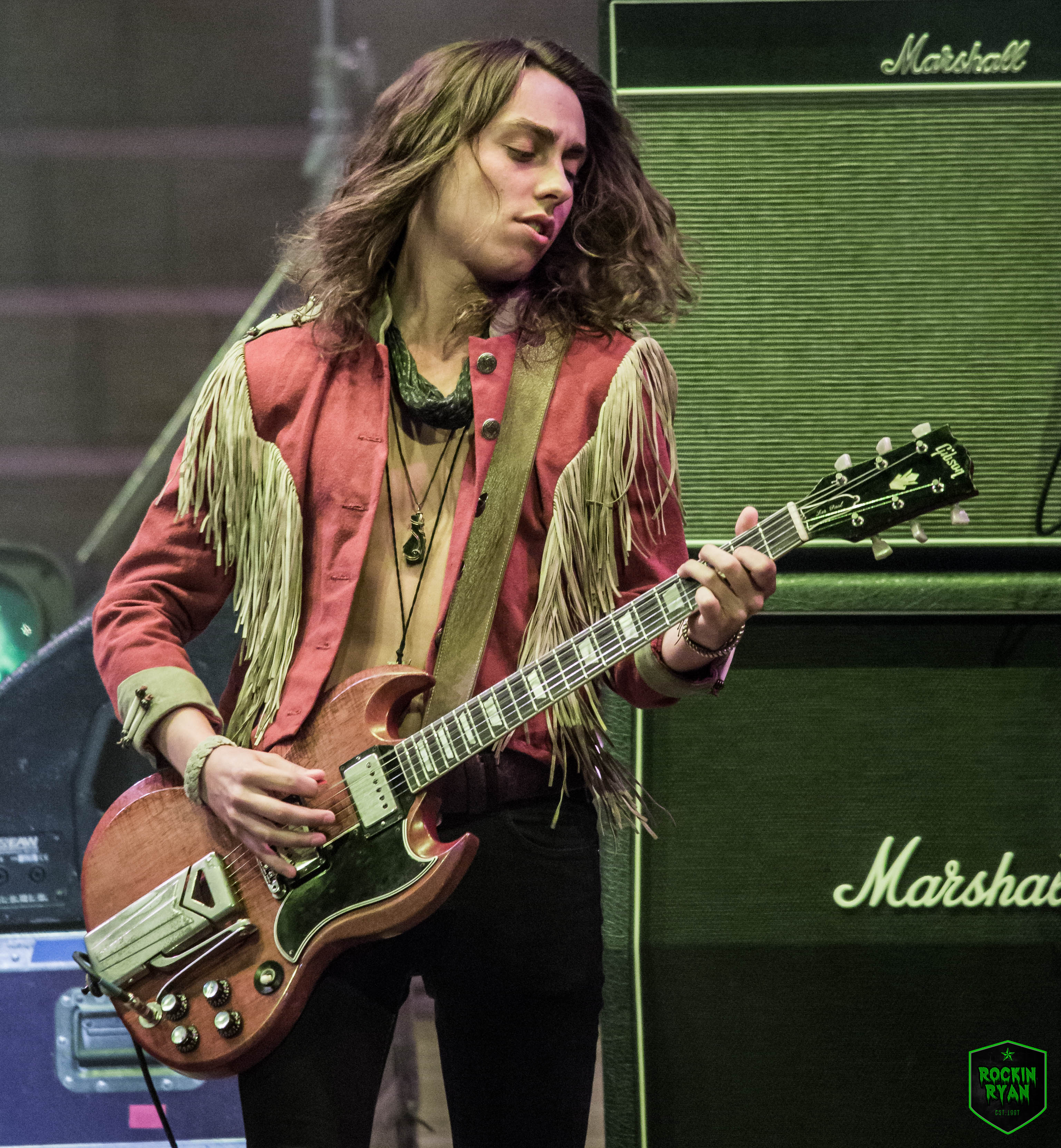 GRETA VAN FLEET FORD THEATRES-6049