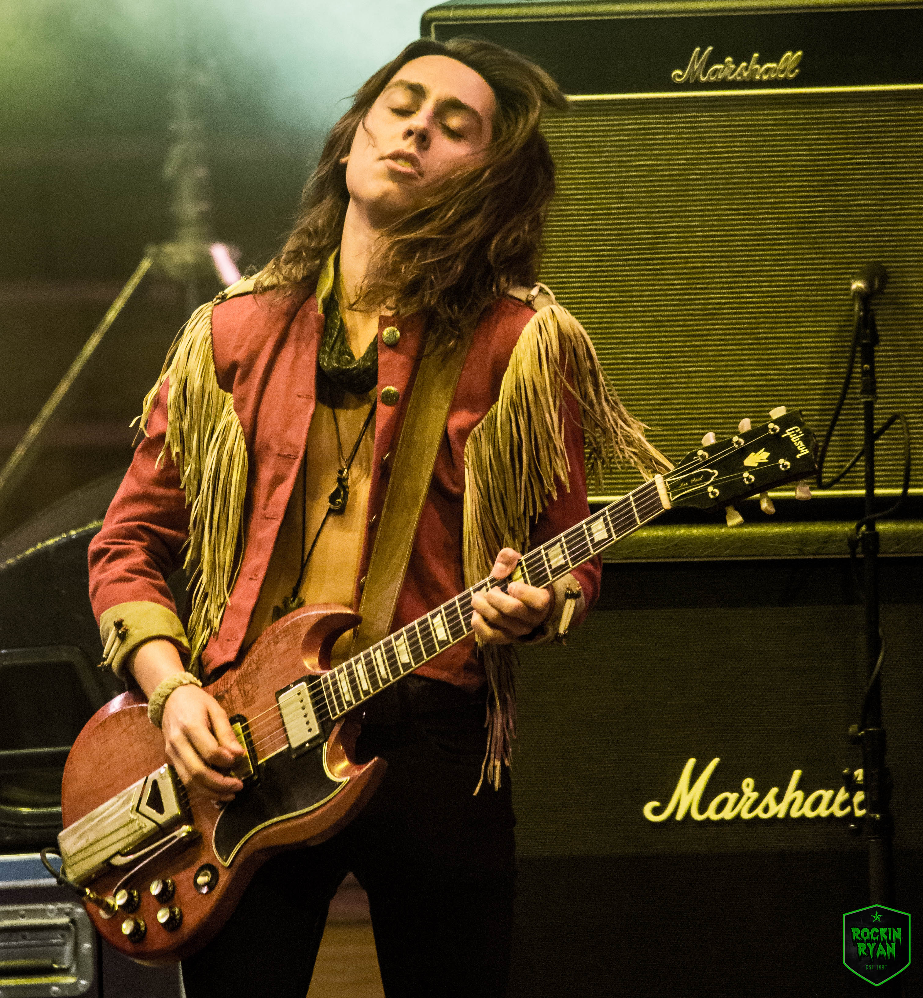 GRETA VAN FLEET FORD THEATRES-6096