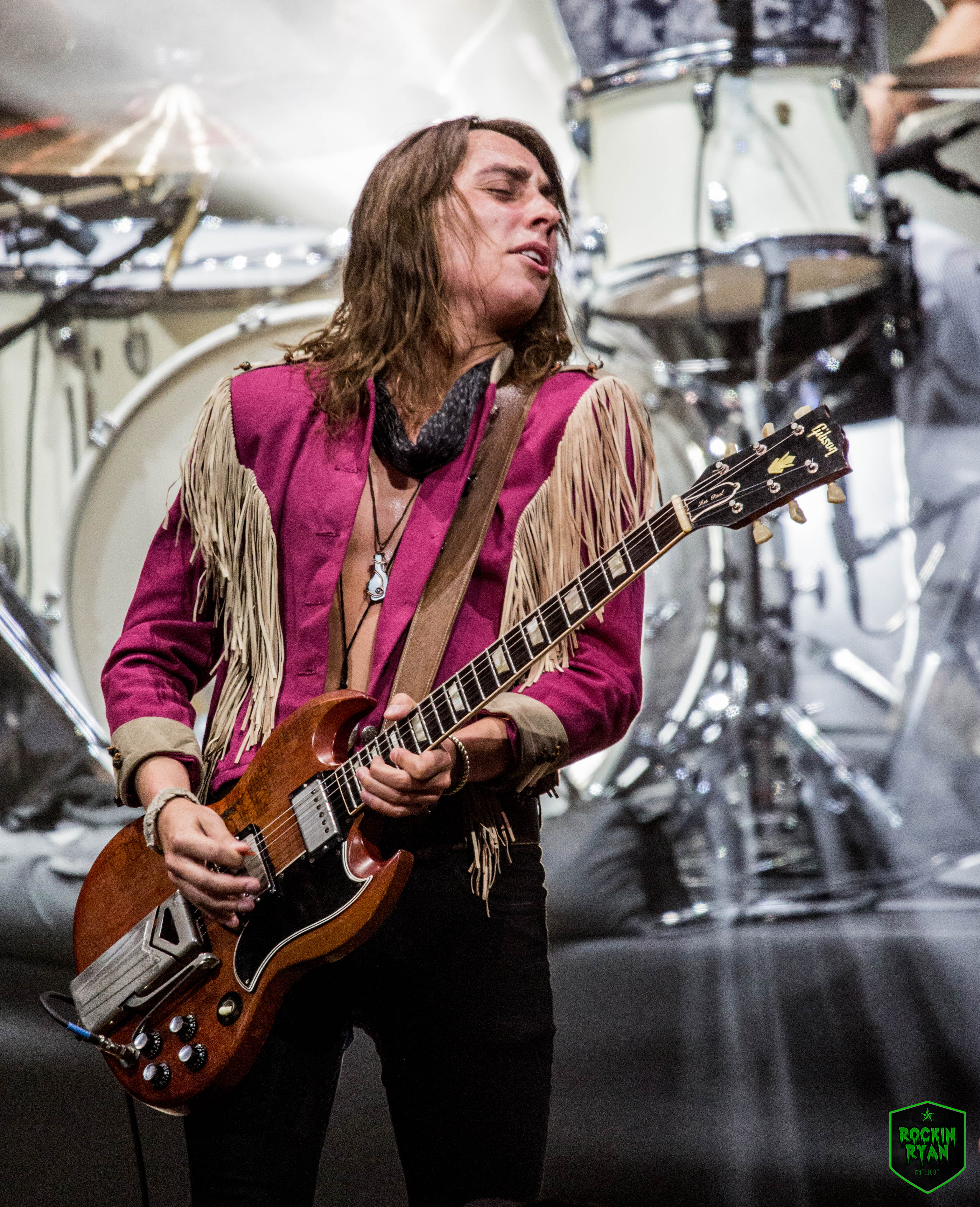 GRETA VAN FLEET FORD THEATRES-6774