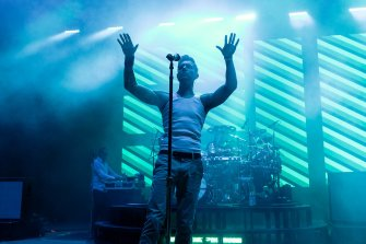311 Never-Ending Summer Tour at the Shoreline Ampetheater in Maountain View, CA