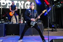The Offspring at Shoreline Ampitheather in Mountain View, CA