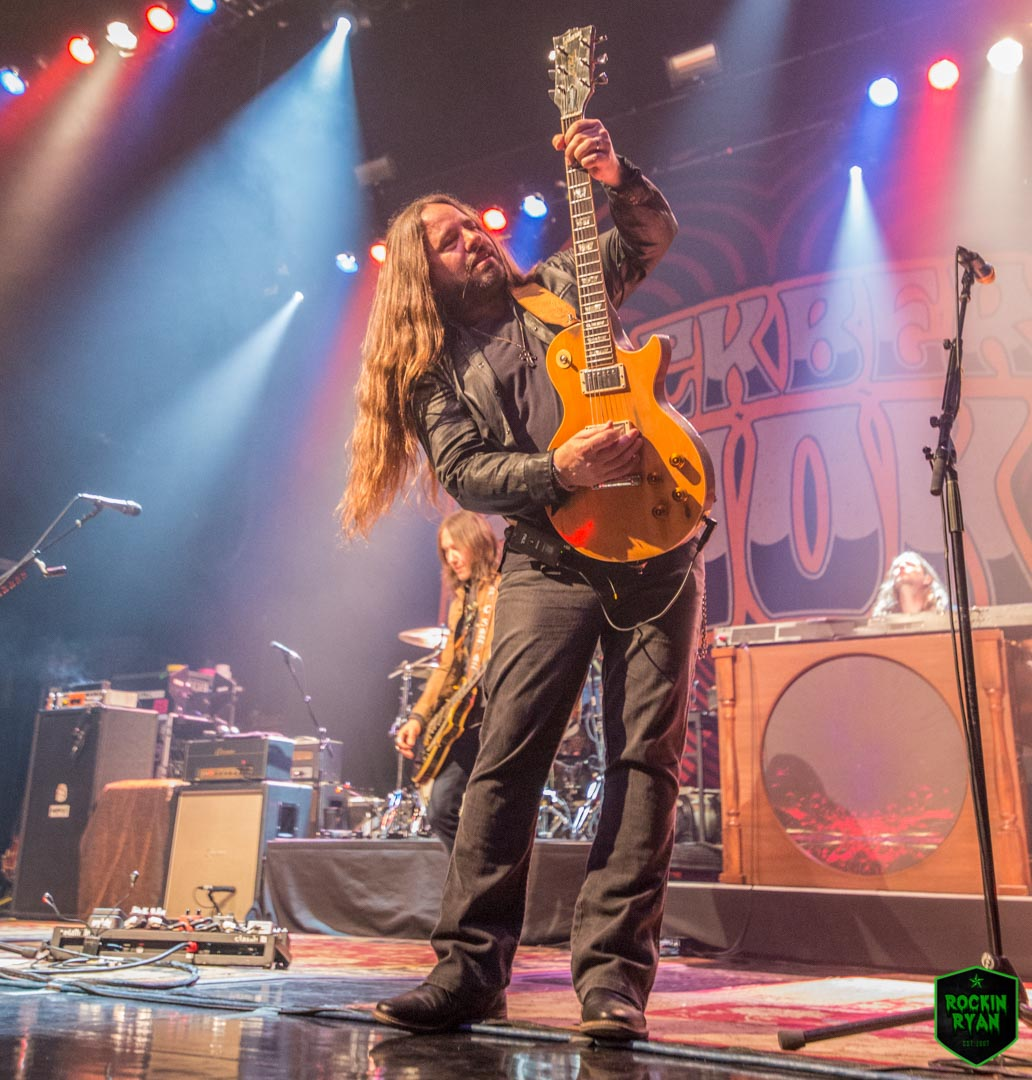 Blackberry Smoke SF -6597