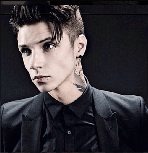 Andy Biersack Premieres New Song From His Andy Black Side