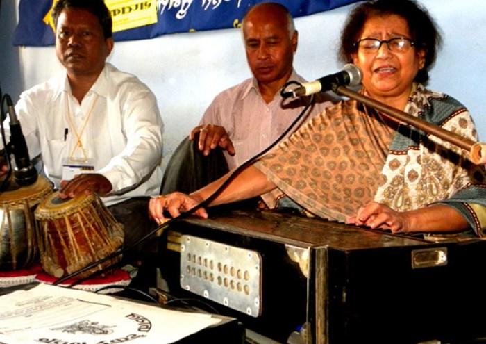 Shanti-thatal Musickhabar