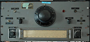 National HRO receiver made in New Zealand by Collier and Beale
