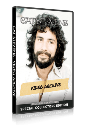Cat Stevens - Video Archive