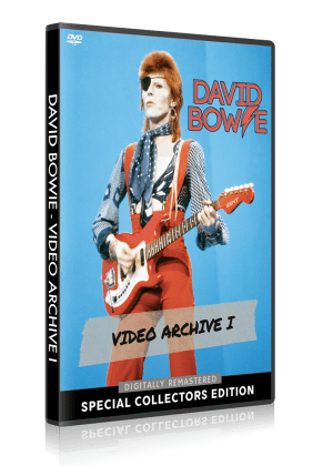 David Bowie - Video Archive I