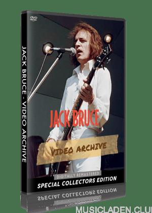 Jack Bruce - Video Archive