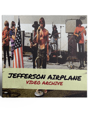 Jefferson Airplane - Video Archive