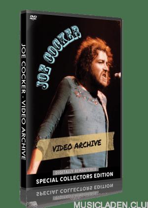 Joe Cocker - Video Archive