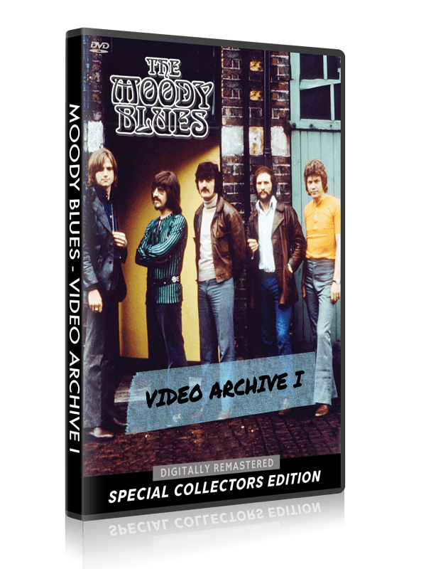 Moody Blues - Video Archive DVD