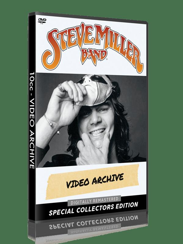 Steve Miller Band - Video Archive