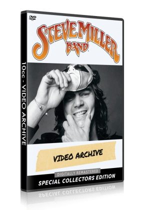 Steve Miller Band - Video Archive