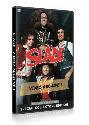 Slade - Video Archive I