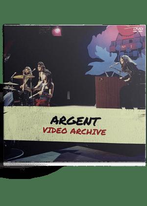 Argent - Video Archive