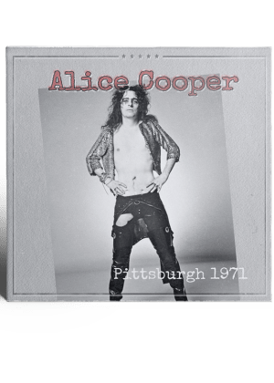 Alice Cooper - Pittsburgh 1971