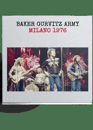 Baker Gurvitz Army - Milan 1976