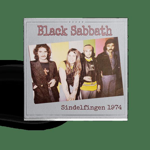 Black Sabbath - Sindelfingen 1974