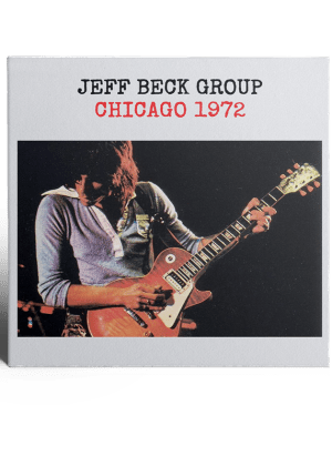Jeff Beck - Chicago 1972