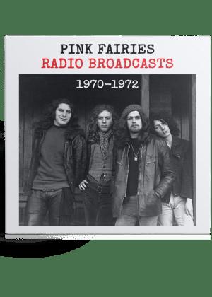 Pink Fairies - Radio Broadcasts