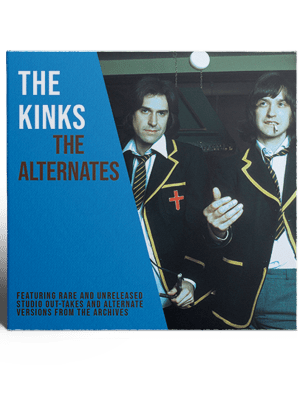 The Kinks - The Alternates