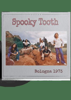 Spooky Tooth - Bologna 1973