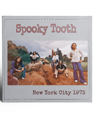 Spooky Tooth - NYC 1973