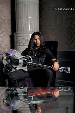 Gus G Interview: Ozzy Osbourne Guitarist on Days Of Defiance : October 2010