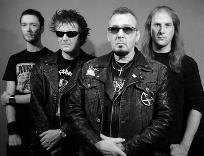 Al Atkins Interview Former Judas Priest frontman   March 2010