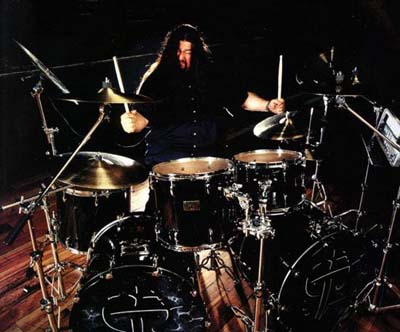 Gene Hoglan Interview: Death Drummer on Slayer and James Hetfield (August 2008)