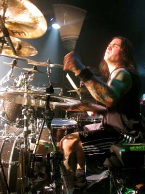 Jason Bittner Interview | Shadows Fall, Burning Human (November 2010)