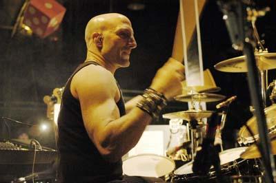 Kenny Aronoff drummer