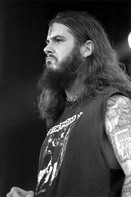 Phil Anselmo Interview: PANTERA 2010