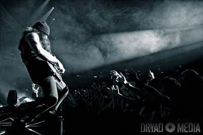 Rob Caggiano Anthrax guitarist