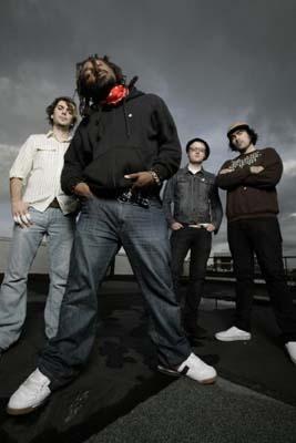 Skindred band Benji Webbe