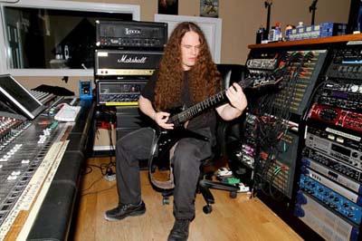 Erik Rutan Interview   Guitarist talks Phoenix Amongst The Ashes