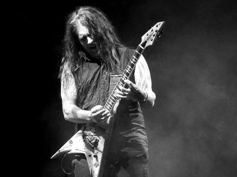 Phil Demmel: Machine Head Guitarist on Unto the Locust (2011 Interviews)
