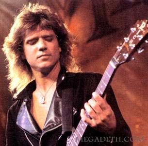 Chris Poland Megadeth guitarist