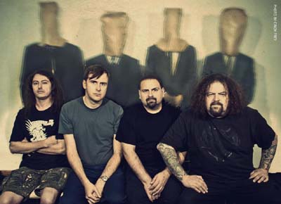 Napalm Death Interview – Barney Greenway talks Utilitarian