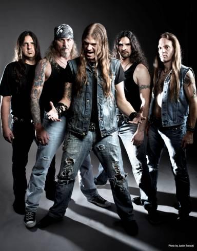 Interview with guitarist Jon Schaffer of ICED EARTH (2012)