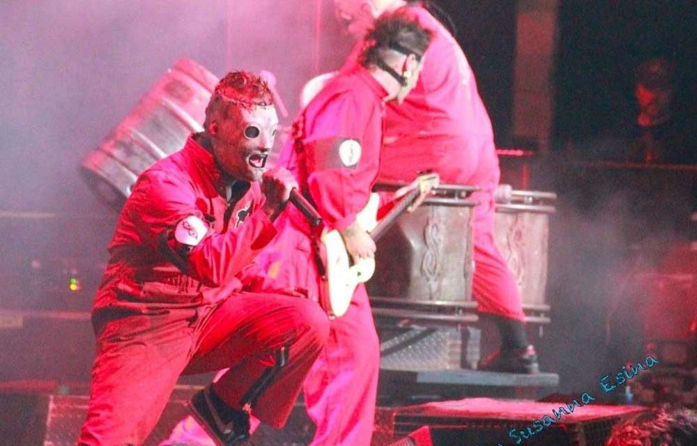 Slipknot Mayhem Festival 2012 Mansfield, MA 2012-08-03