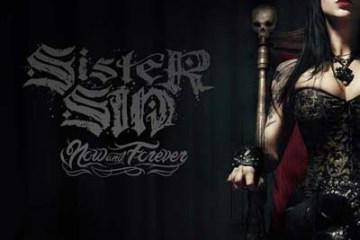 Sister Sin Now and Forever album