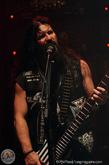 John DeServio Interview | Black Label Society on Canadian Tour | October 2012