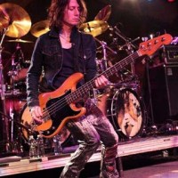 Rob De Luca Interview | UFO Bassist talks Touring & Of Earth