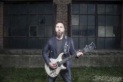 Monte Pittman American Guitarist (December 2012)