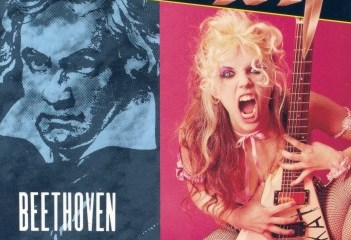 The Great Kat Beethoven on Speed