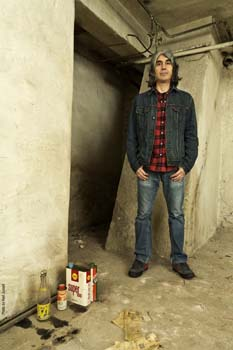 Michel Langevin Interview 2012 – Voivod