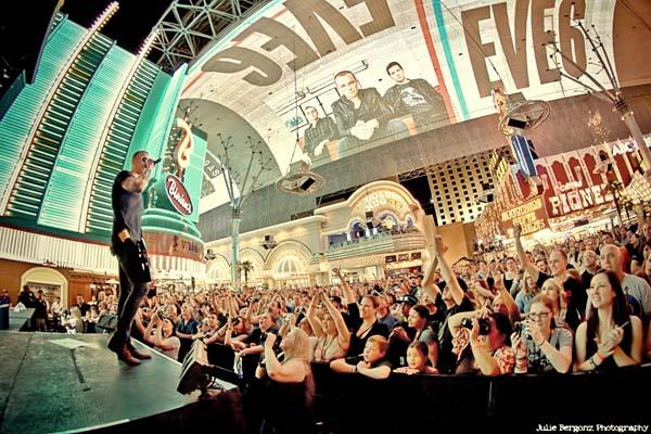 Eve 6 Fremont Street Las Vegas