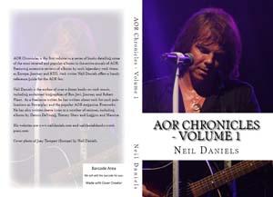 aor chronicles volume 1 Neil Daniels
