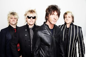 platinum blonde band